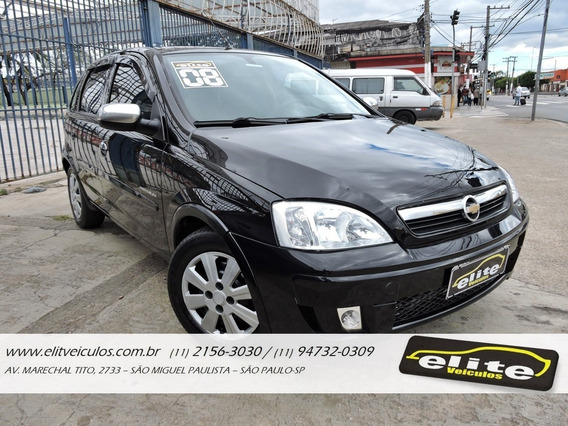 Gm Corsa Hatch Premium 1.4 Completo Menos Ar Financiamos