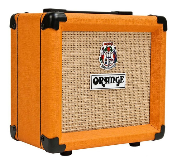 Caja Para Amplificador Guitarra Orange Ppc108 20w 8 - Cuotas