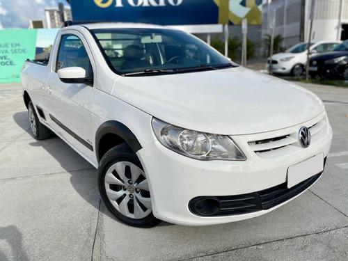 Volkswagen Saveiro 2012 1.6 Cab. Simples Total Flex 2p