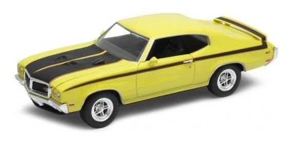 Buick Gsx 1970 (1:24) Original Welly