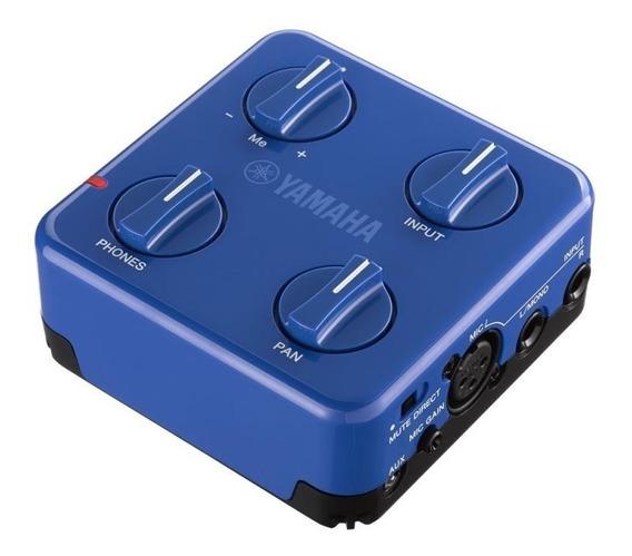 Mixer Pessoal Yamaha Sessioncake Sc02 - Azul Xlr