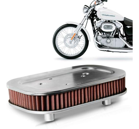 Filtro Ar K&n Harley Davidson Sportster Xl883 Xl1200 04 A 13