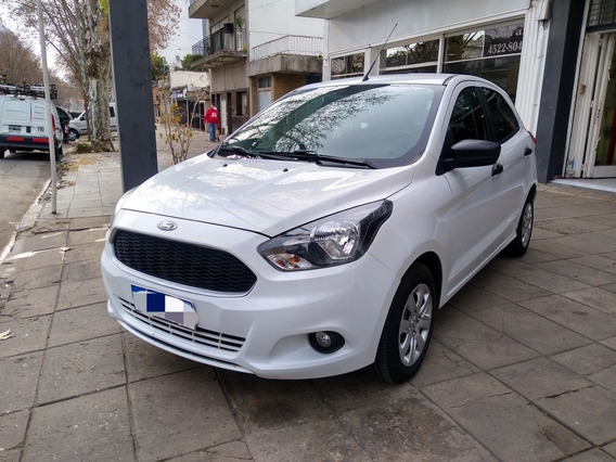 Ford Ka 1.5 S 5 P. Aire, Direccion Cierre, Abs Air Bags