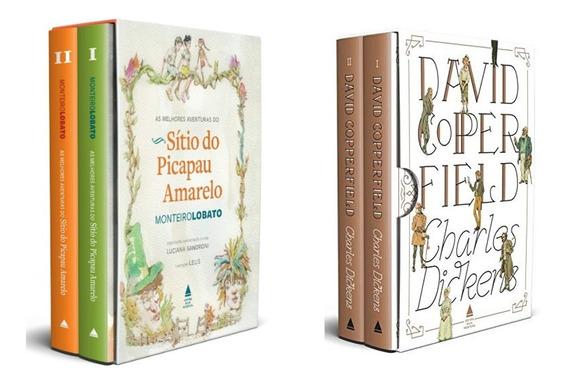Aventuras Do Sítio Do Picapau Amarelo + David Copperfield