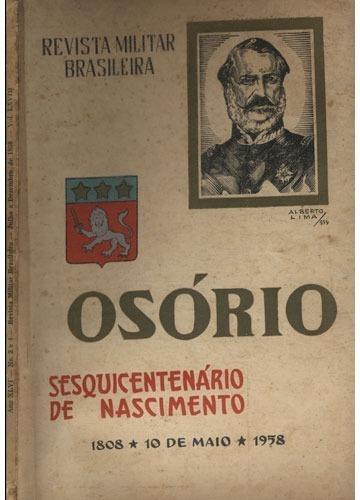Revista Militar Brasileira - Ano Xlvi - Ns.3 E 4 - Julho A D