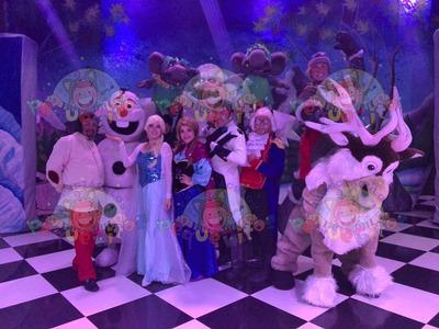 Show Infantil Unicornio, Frozen 2, Vengadores Y Mucho Más.