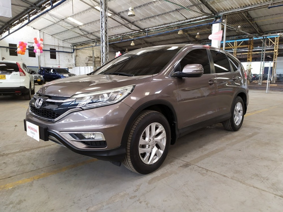 Honda Cr-v Exl 2015 At 4x4 Titanio