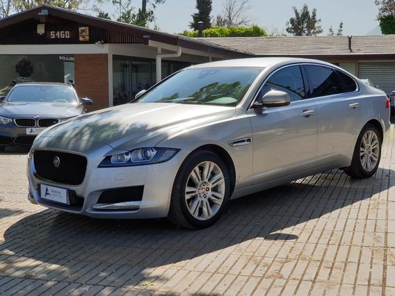 Jaguar Xf Pure 2.0 2017
