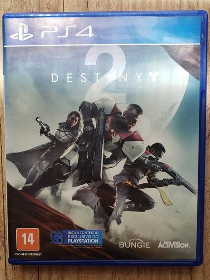 Destiny 2 Ps4 Midia Fisica