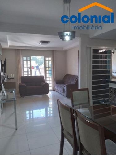Imagem 1 de 13 de Casa 2 Quartos  Cidade Nova/jundiaí - Ca01122 - 69447568
