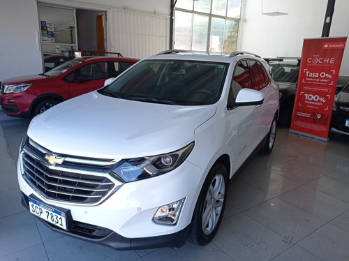Imagen 1 de 7 de Chevrolet Equinox 2020 1.5t Premier 4wd At Financiamos
