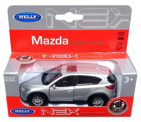 Mazda Cx-5 Escala 1/36 Welly Tienda Drowse!