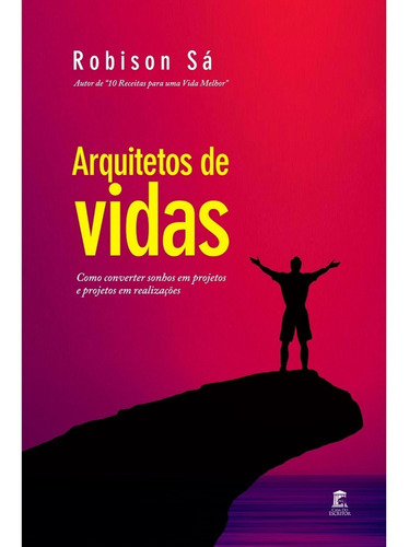 Livros - Arquitetos De Vidas