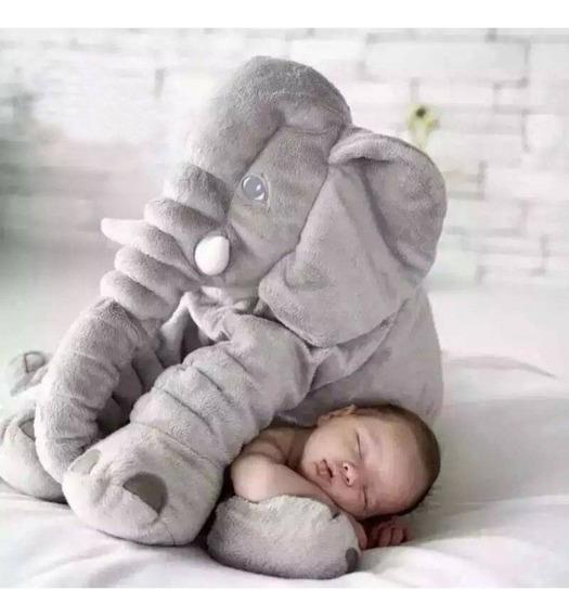 Almofada De Elefante Macio Plush Travesseiro Frete Gratis
