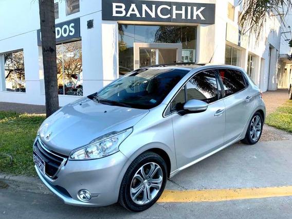 Peugeot 208 1.6 Feline 2014 Banchik Autos Usados