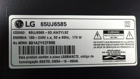 Placa Tcom Tv Lg 65 Smart 65uj6585