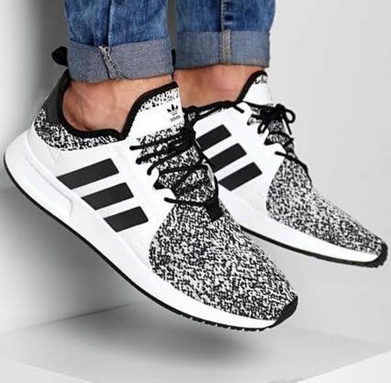 Adidas X Plr Blancos Con Negro Originales Ropa, Bolsas y