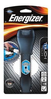 Linterna Led Energizer Touch Tech 50lm + 2 Pilas Aa - Fdn