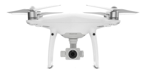 Drone DJI Phantom 4 Pro+ com cámara C4K white