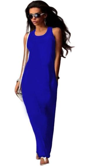 Vestidos Largos De Mujer Vienen Hasta El Talle 4xl
