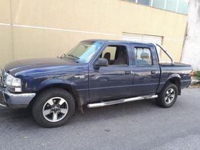 Ford Ranger 2.5 Cab. Dupla 4x4 4p 2000