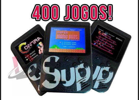 Game Sup Com 400 Jogos