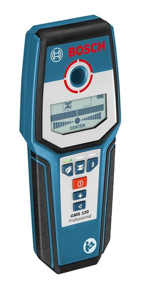 Detector Materiales Bosch Gms 120