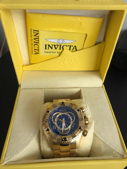 Relógio Invicta 6469 - Original (estado De Novo) Top