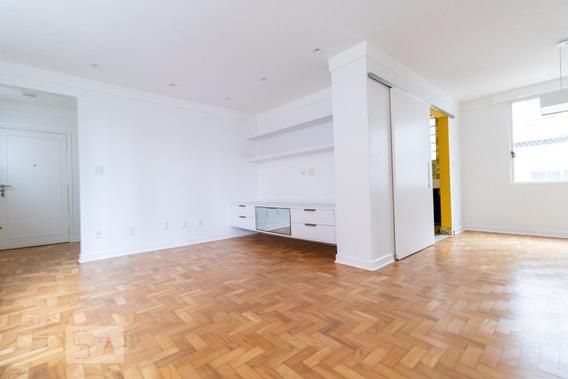 Apartamento Para Aluguel - Paraíso, 2 Quartos, 115 - 893089639