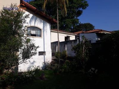 Casa Residencial À Venda, Vila Maria, São José Dos Campos. - Ca1427