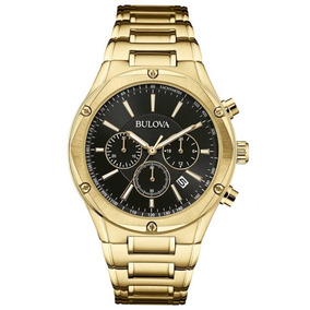 Relógio Bulova Cronógrafo Marine Star Masculino Wb22408u
