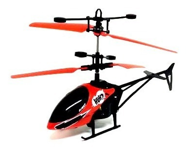 Mini Helicoptero Infrared Sensor Mini Drone Recarregável