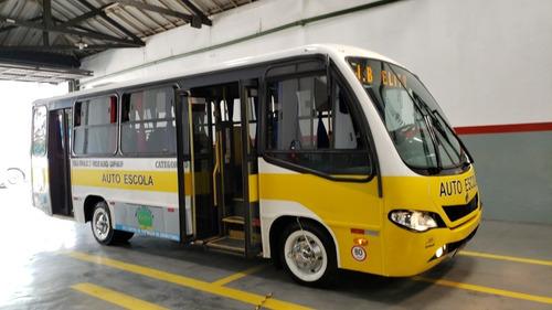 Micro Ônibus Auto Escola - 2012 - Pronta Entrega