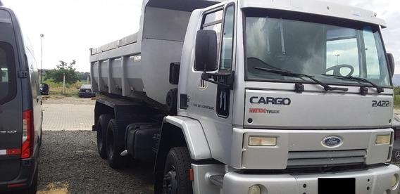 Ford Cargo 2422 (6x2) Caçamba 2011