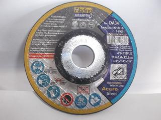 Disco De Corte Para Concreto Aladino 4.5 X 1/8x7/8 En 1.5$