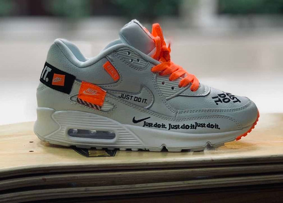 Air Max 90 Just Do It bambas Nuevas Originales