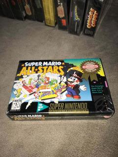Super Mario All Stars Para Super Nintendo Snes!!! Nuevo