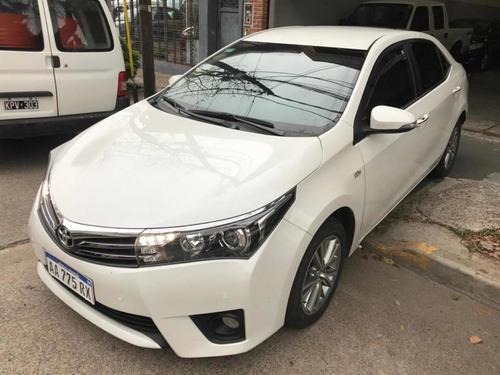 Toyota Corolla 2017 1.8 Se-g Anticipo $1.100.000 Y Cuotas