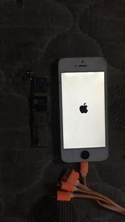 iPhone 5s Com Defeito Da Tela Vermelha (para Retirar Peças)