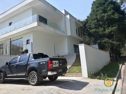 Casa Clean 4 Suítes, Quintal, Ar, Planejados,nova! Condominio - W494