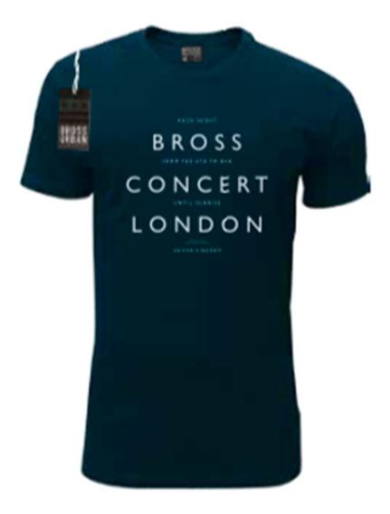 Remera Bross Concert London