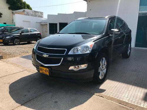 Chevrolet Traverse 3.6 Unico Dueño