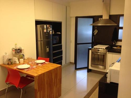 Apartamento Com 3 Dormitórios À Venda, 170 M² Por R$ 840.000 - Real Parque - São Paulo/sp - 12384
