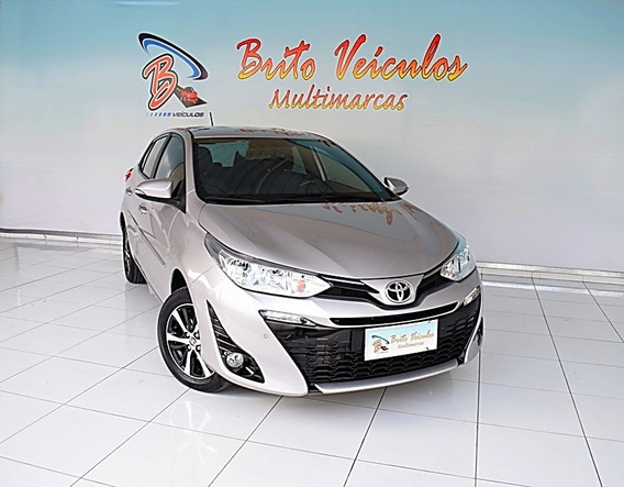 Toyota Yaris 1.5 16v Flex Xs Multidrive 2019