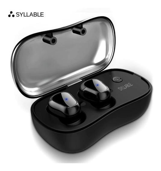 Mini Fone De Ouvido Sem Fio Bluetooth 5.0 Syllable D900p Tws