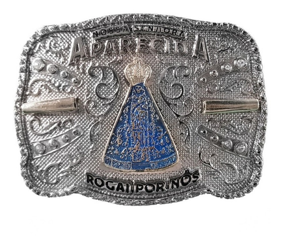 Fivela Cowboy Country Nossa Senhora Aparecida Oferta