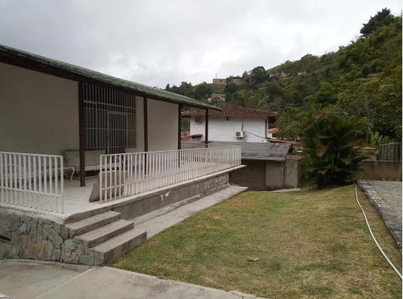 Bella Casa En Venta El Hatillo Mls #20-9588