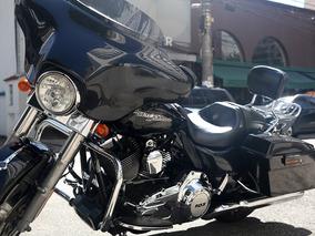 Street Glide Harley-davidson 2013