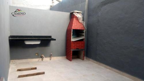 Casa A Venda No Bairro Sítio Paecara (vicente De Carvalho) - 1961-1
