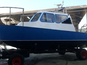 Lancha Embarcação Serviço Alumínio Soldado Motor M T U 250